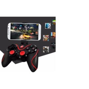 Tay cầm chơi Game, Gamepad không dây (Tặng kèm giá đỡ)