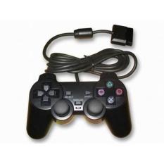 Tay cầm chơi game PlayStation 2 DualShock2 (Đen)