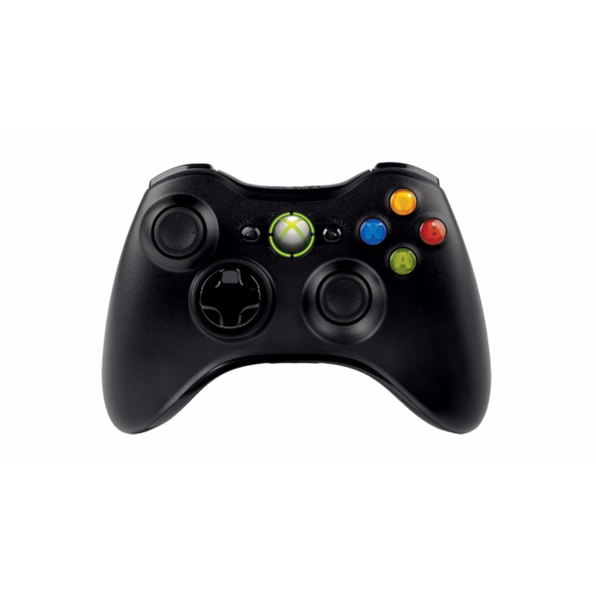 Bảng Báo Giá Tay cầm chơi game Xbox 360 Không Dây (Đen)