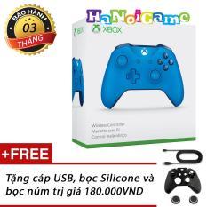 So Sánh Giá Tay cầm chơi game Xbox One S Blue (nhập khẩu US)