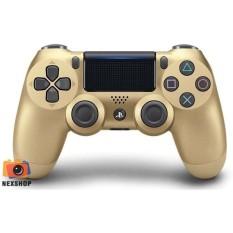 Tay cầm Sony DualShock 4 Wireless Controlller 2017 – Màu Vàng – Hàng chính hãng