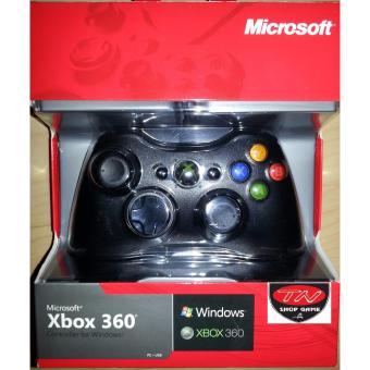Tay Cầm Xbox360 Có Dây Dùng Cho PC, Laptop và Xbox360