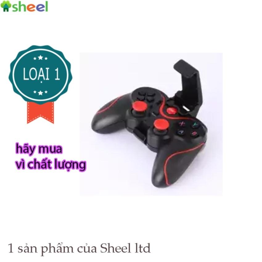 TAY GAME ĐT BLUETOOTH C6 SHEEL LOẠI 1