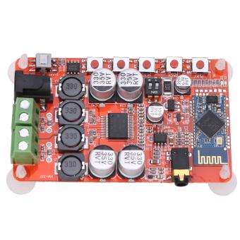 TDA7492P 50W+50W Bluetooth 4.0 Audio Receiver Digital AmplifierBoard - intl