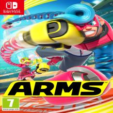 Thẻ Game Switch – Arms