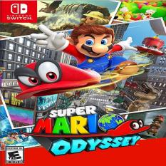 Thẻ Game Switch – Super Mario Odyssey