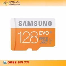 Thẻ nhớ Micro 128Gb Samsung Class 10 (R100 Mb/R90Mb/s)