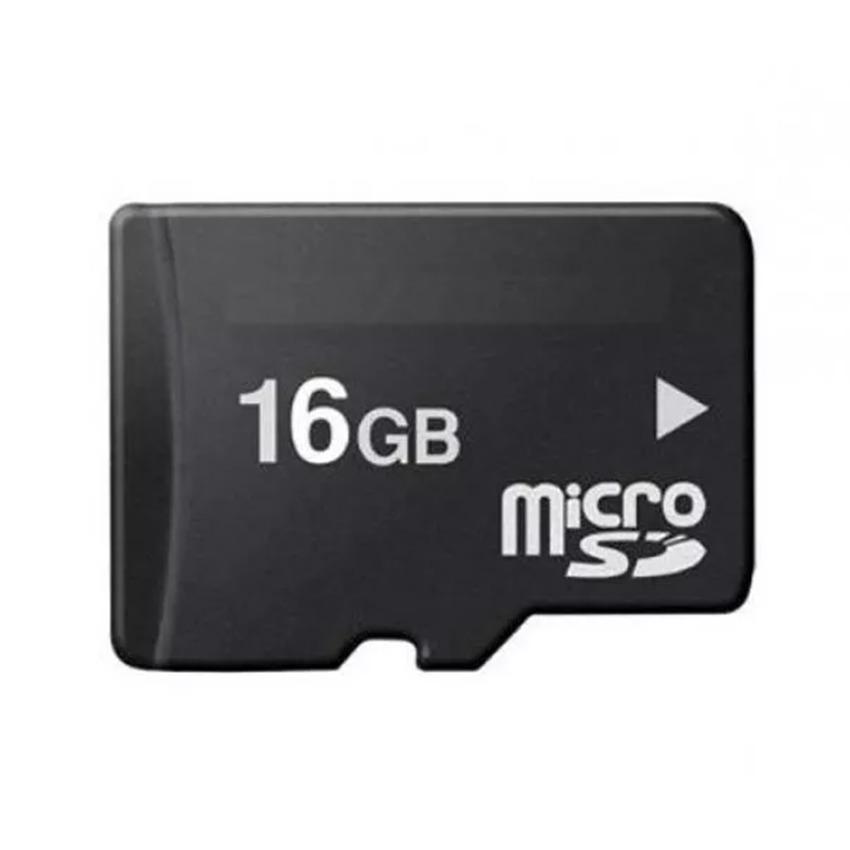 Thẻ nhớ MICRO Memory Card SD 16GB (Đen)