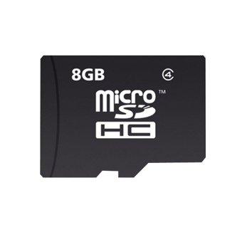 Thẻ nhớ Micro Memory Card SD MT03- 8GB (Đen)