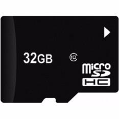 Thẻ nhớ Micro SD 32G Class 10 (Đen)