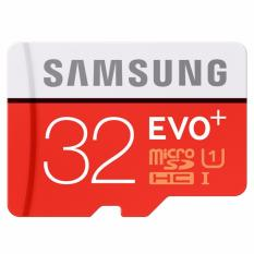 Thẻ Nhớ Micro SD Samsung Evo Plus 32GB Class 10 - 95MB/s (Kèm Adapter)