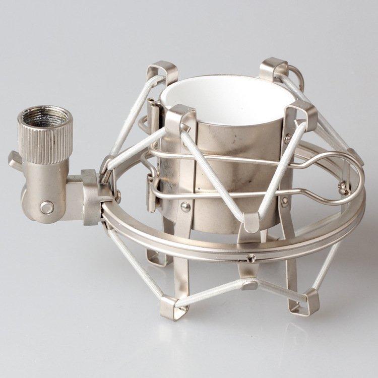 Thiết bị âm thanh Shockmount ISK SHM-9A (Trắng)