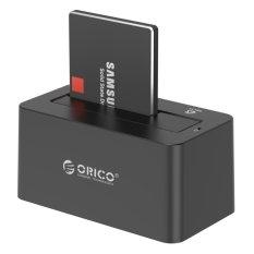 Thiết bị cắm nóng ổ cứng ORICO USB 3.0 SATA Hard Drive Docking Station 6619US3 BK (Đen)-Hàng phân phối chính hãng