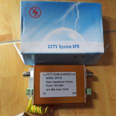 Thiết bị chống sét bảo vệ tín hiệu video và tín hiệu nguồn AST SPD02