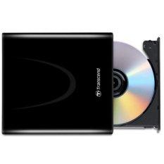 Thiết bị đọc và ghi đĩa TRANSCEND DVDWR TS8X DVDS-K (Đen)