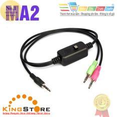 Thiết bị hỗ trợ Livestream online cho điện thoại – bigo XOX MA2 (Đại siêu thị VN)