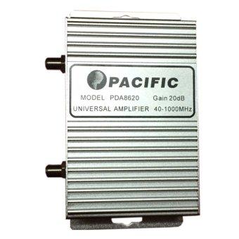 Thiết bị khuếch đại truyền hình cáp PACIFIC PDA8620