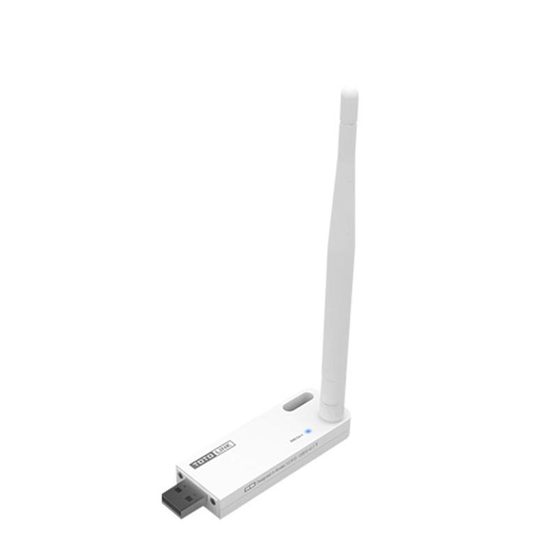 Thiết bị Kích sóng WiFi Repeater TOTOLINK EX100 (Trắng) - Hãng phân phối chính thức