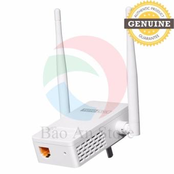 Nơi mua Thiết bị Kích sóng WiFi Repeater TOTOLINK EX200 (Trắng)