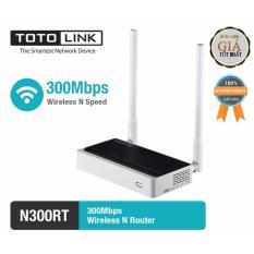 Thiết bị phát sóng WiFi Totolink N300RT