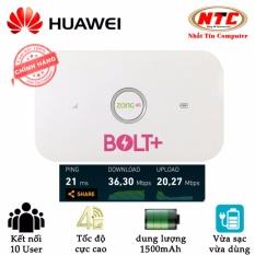 Thiết bị phát wifi từ sim 4G Huawei E5573Cs – phiên bản zong 4G tốc độ cao (trắng)