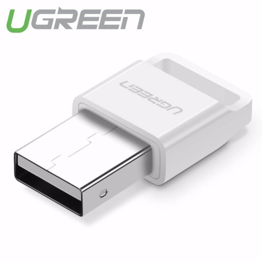 Nên mua Thiết bị USB thu Bluetooth 4.0 UGREEN US192 30443 (trắng) ở May tinh Cat Thanh