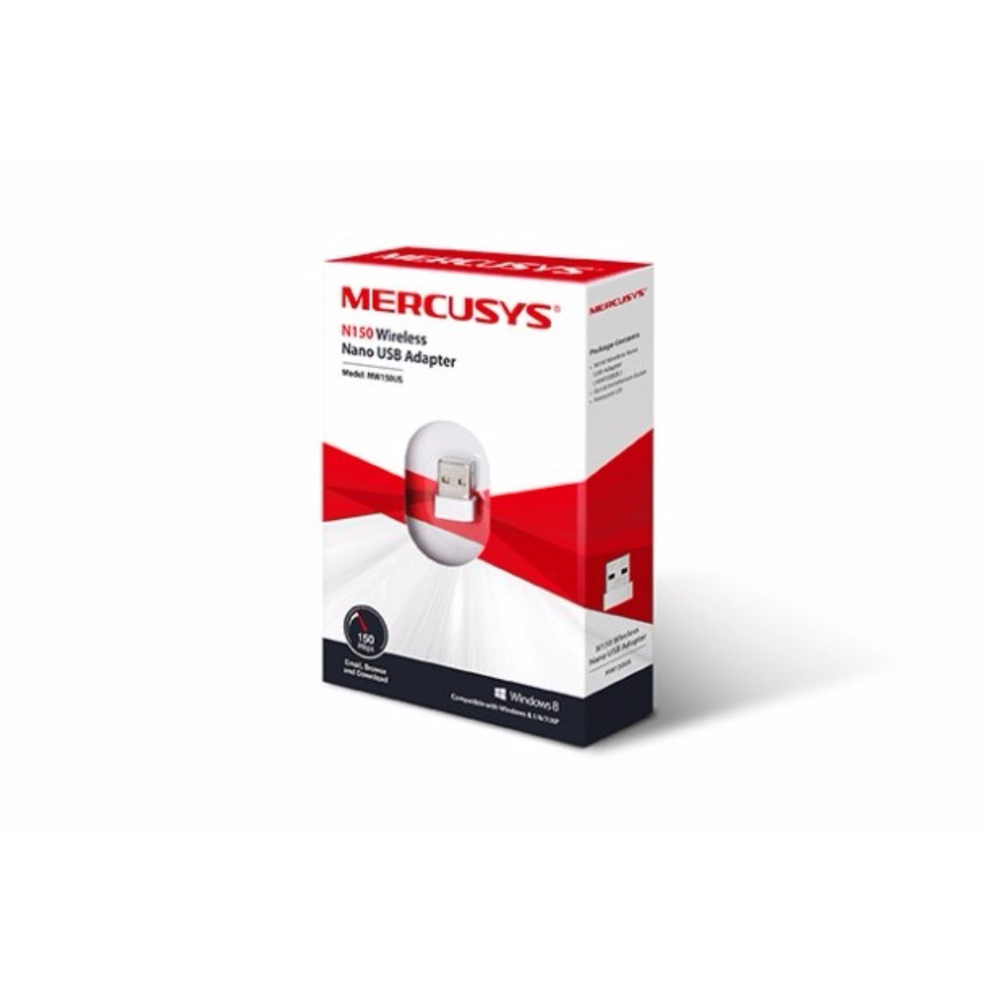 Thu sóng wifi Mercusys MW150US