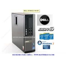 Trang bán Thùng CPU Dell optiplex 990 ( Core i5 2400 / 4G / 500G )- Hàng nhập khẩu (Xám)