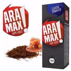 Tinh dầu JuiceForVape Aramax vị Thuốc Lá Truyền Thống chai 10ml