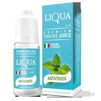Tinh dầu thuốc lá điện tử Liqua C (menthol) 10ml