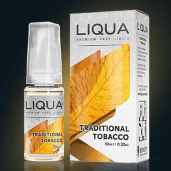 Tinh dầu thuốc lá điện tử New Liqua Premium Vape Liquid 10ml vịTraditional Tobacco