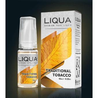 Tinh dầu thuốc lá điện tử New Liqua Premium Vape Liquid 10ml vịTraditional Tobaco