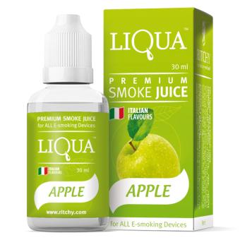Tinh dầu thuốc lá điện tử Shisha điện tử Liqua C (Apple) 10ml