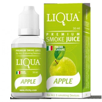 Tinh dầu thuốc lá - Shisha điện tử Liqua C 30ml Apple