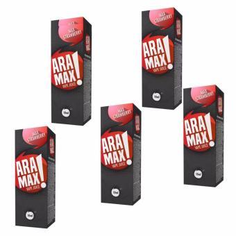 Tinh dầu thuốc lá Shisha Vape điện tử ARAMAX 10ml Max Menthol