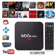Tivi Box MXQ-4K Pro Với Android 7.1.2 Siêu Mạnh SIêu Nhanh Phiên Bản 3/2018