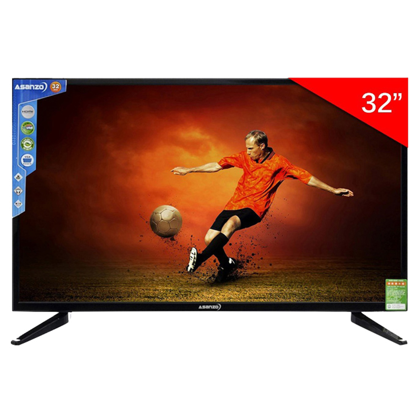 Tivi LED Asanzo 32inch HD – Model 32S610 (Đen)