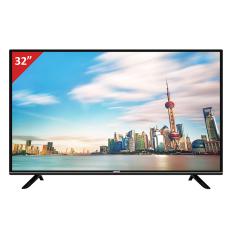 Tivi LED ASANZO 32inch HD – Model ES32T880 (Đen) – Hãng phân phối chính thức