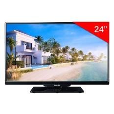 Bảng giá Tivi LED Philips 24 inch HD - Model 24PHT4101S/67 (Đen) - Hãng phânphối chính thức