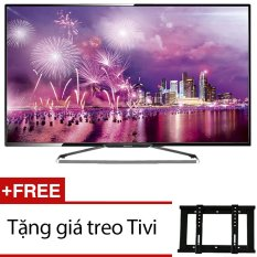 Bảng giá Tivi LED Philips 50inch Full HD - Model 50PFT6709/98 (Đen) + Tặng 1 giá treo Tivi