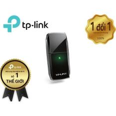 TP-Link – Archer T2U – USB kết nối Wi-Fi Băng tần kép Chuẩn AC 600Mbps-Hãng phân phối chính thức