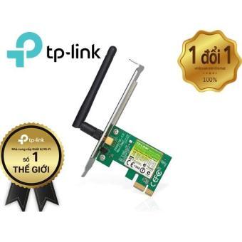 Trang bán TP-Link – TL-WN781ND – Card mạng PCI Express Wi-Fi Chuẩn N 150Mbps-Hãng phân phối chính thức