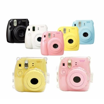 Transparent Case Cover Protective Bags For FujiFilm Instax Mini 8Camera - intl
