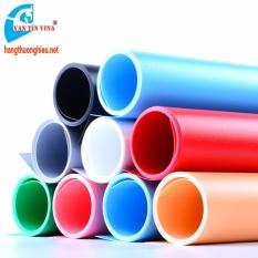Trọn bộ Phông chụp ảnh sản phẩm – bằng nhựa PVC (4 màu)