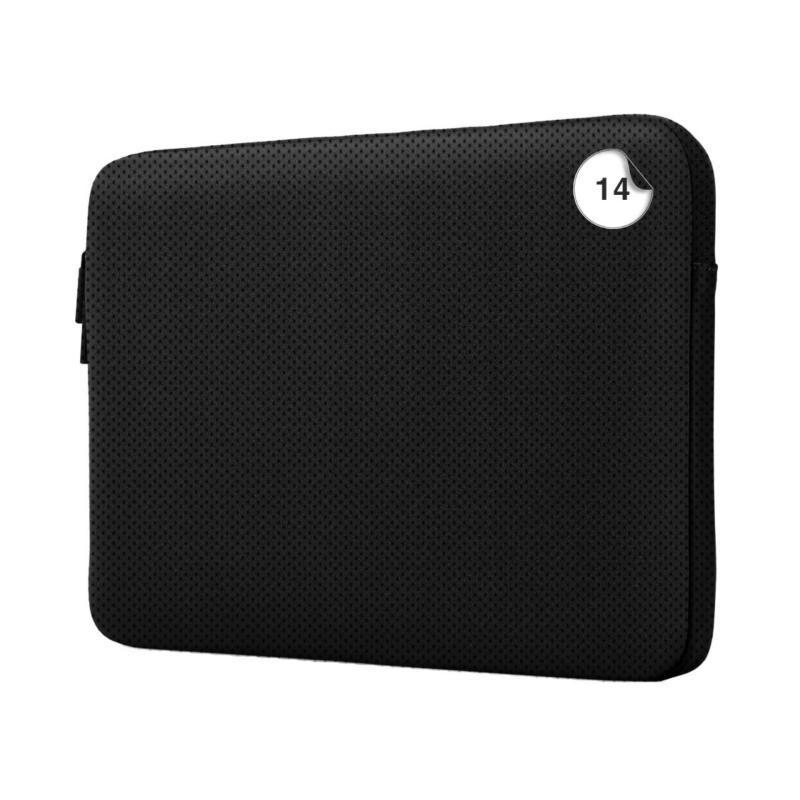 Bảng giá Túi chống sốc cho laptop 14 inch dây kéo Pro loại tốt ( Đen ) Phong Vũ