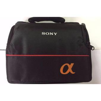 Túi đeo máy ảnh Sony size M - JYC (Đen)