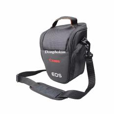 Túi đựng Máy Ảnh Canon Mini (Đen), túi đựng máy ảnh cao cấp, túi đựng máy ảnh canon giá rẻ