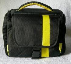 Túi máy ảnh DSLR không chữ viền vàng