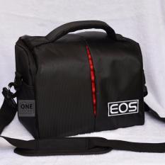 Túi máy ảnh F038B chữ thêu cho Canon