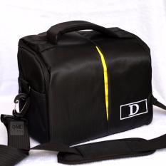 Túi máy ảnh F038B chữ thêu cho Nikon